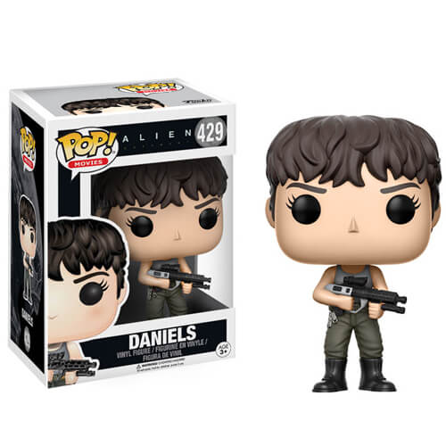 Figurine Funko Pop! Alien Daniels