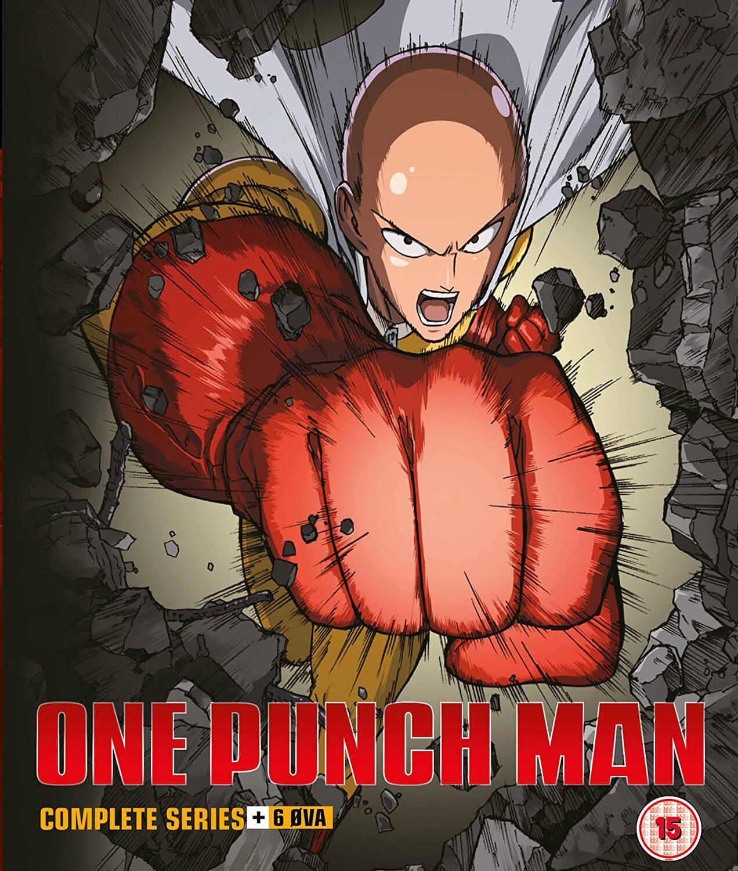 Burning Series One Punch Man
