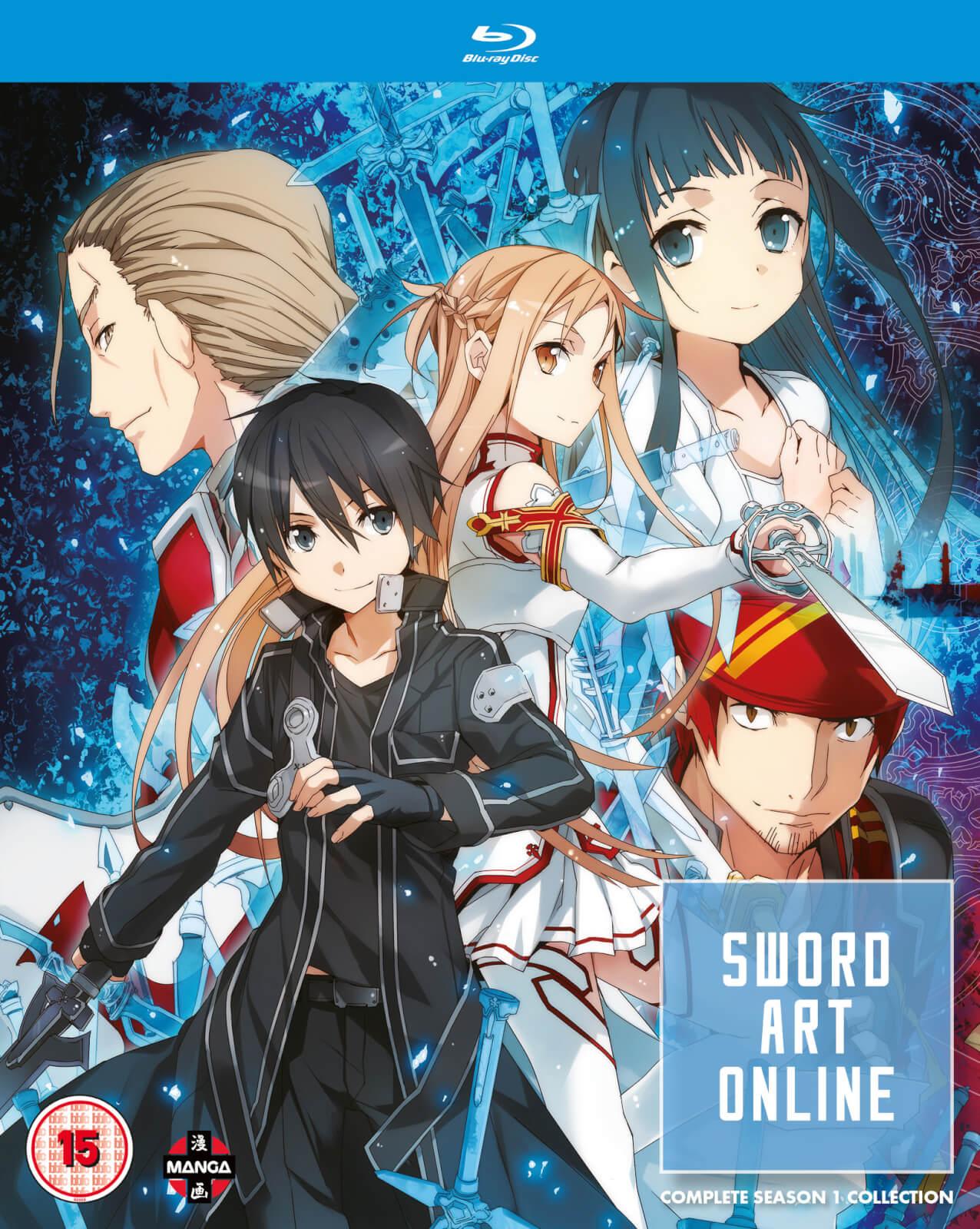 Streamcloud Sword Art Online