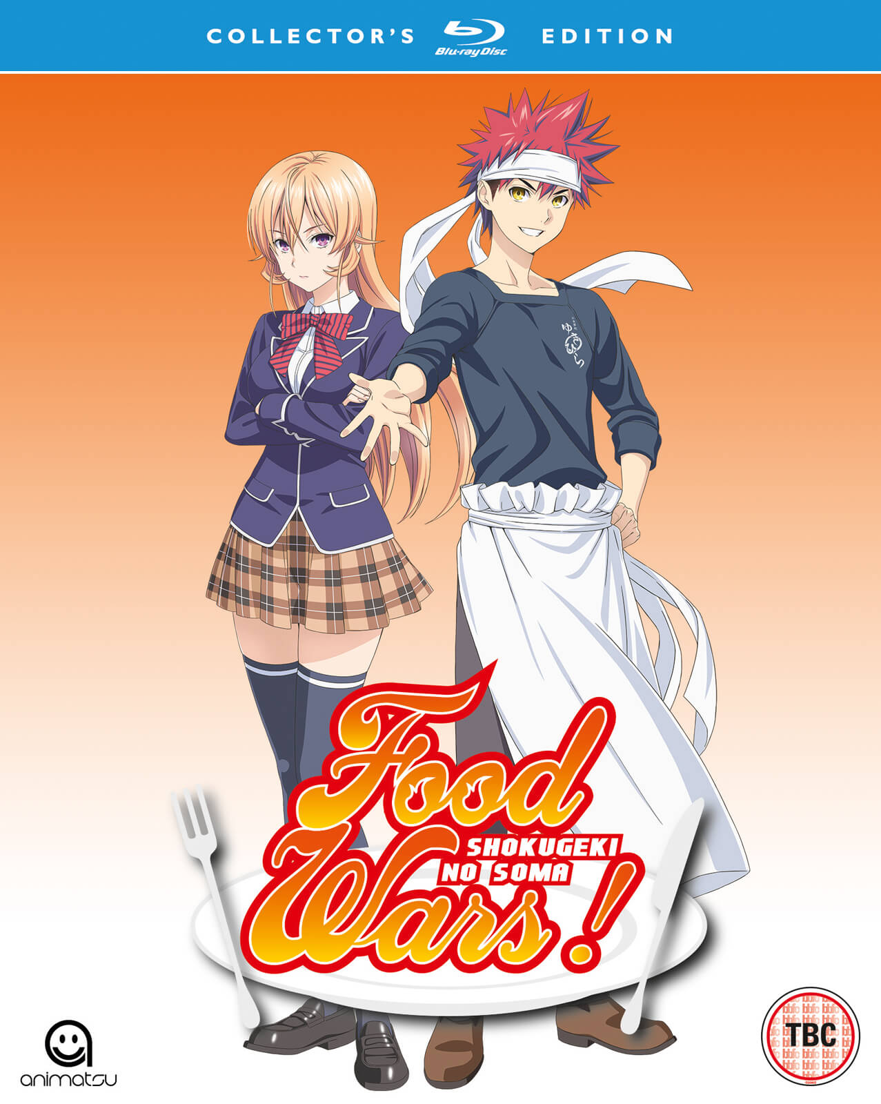 Food Wars! - Season 1 (Blu-ray/DVD Collector