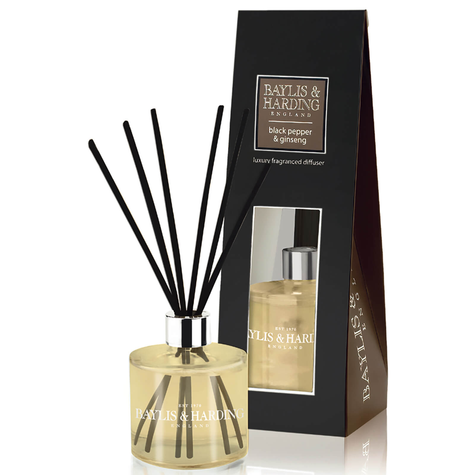 Baylis & Harding Black Pepper and Ginseng Diffuser
