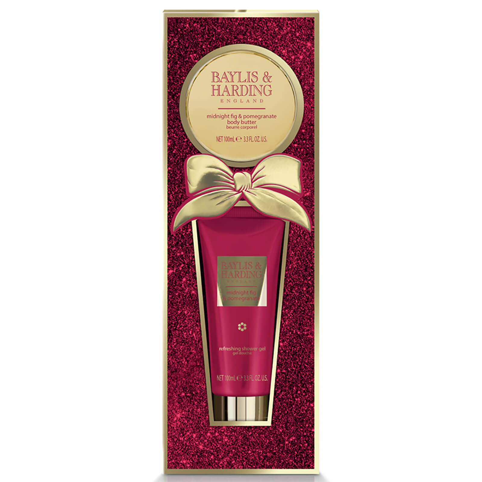 Baylis & Harding Midnight Fig and Pomegranate Duo Set