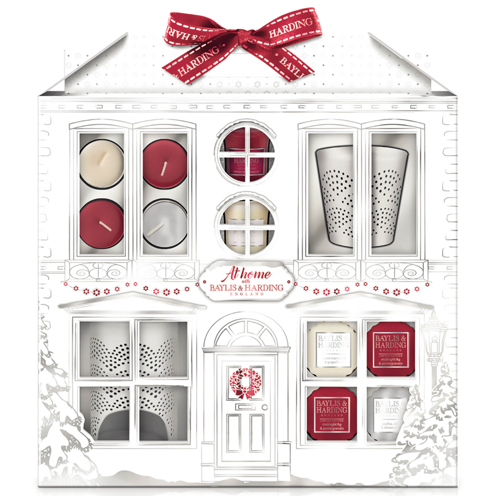 Baylis & Harding Signature Classic Home Fragrance Bumper Set