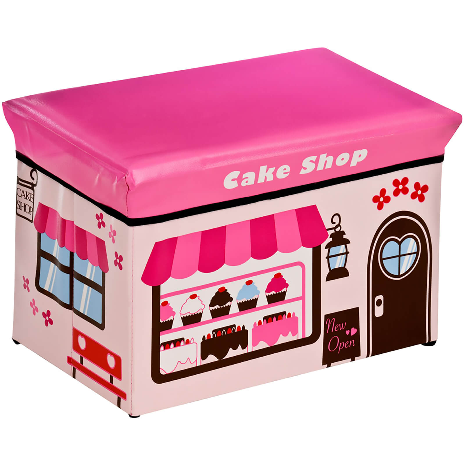 Premier Housewares Cake Shop Design Children