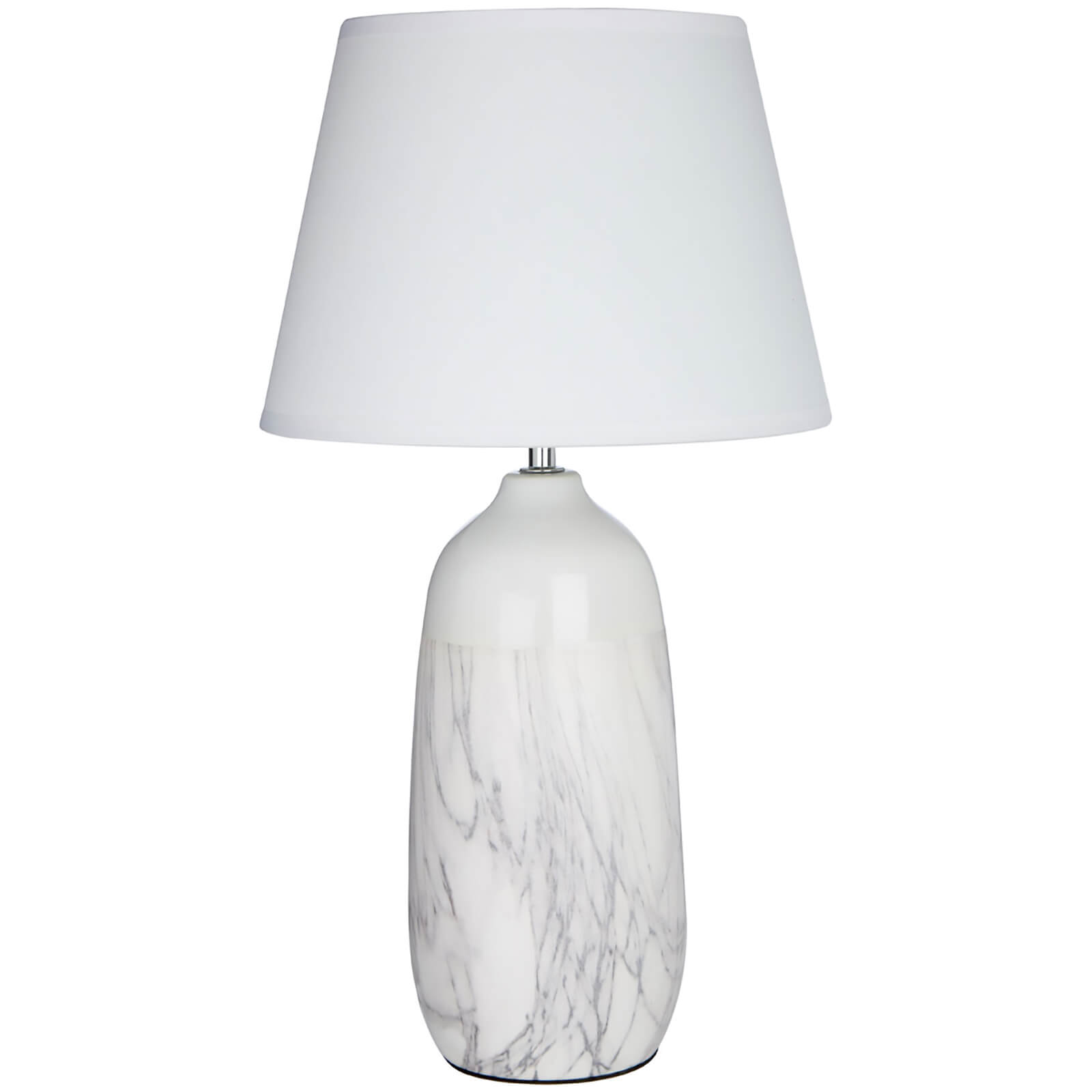Fifty Five South Welma Table Lamp - White