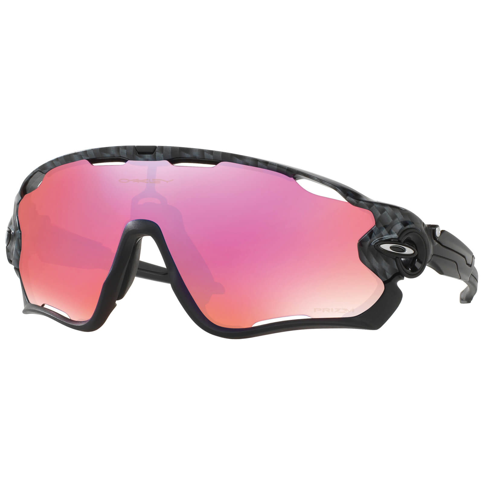 92731dd732 Oakley Jawbreaker Polarised Sunglasses - Carbon Fiber Prizm Trail ...