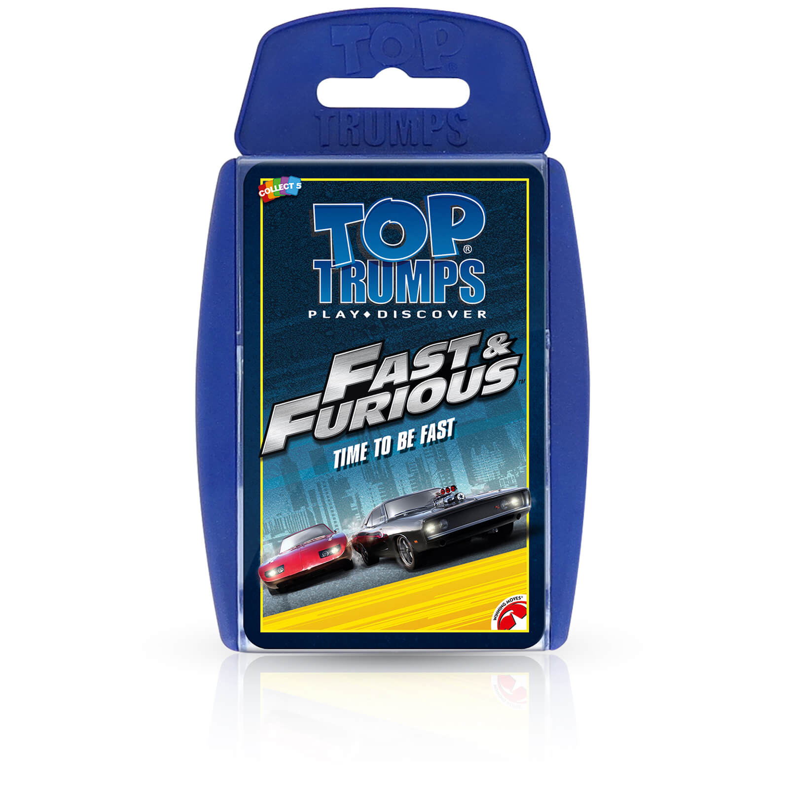 Top Trumps - Fast & Furious