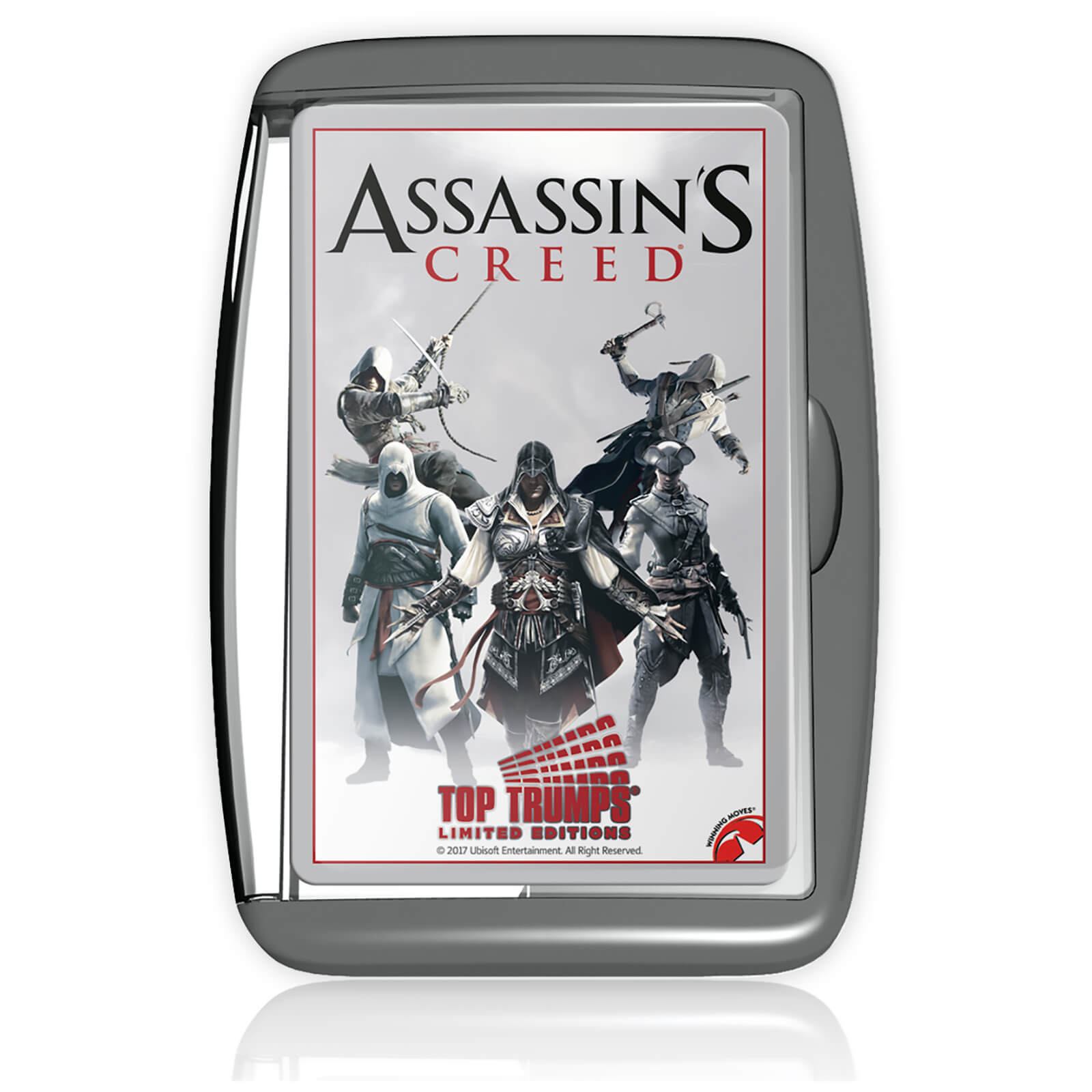 Top Trumps - Assassin