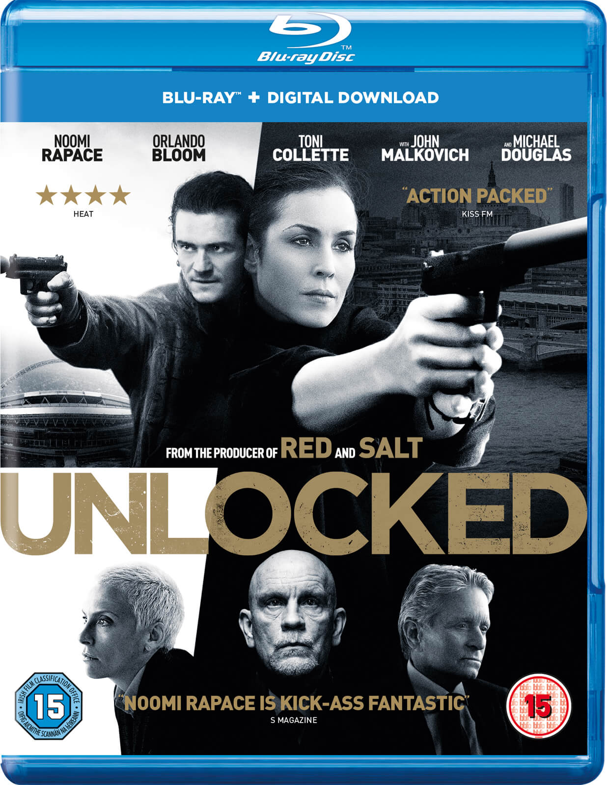 Unlocked (Includes UV Copy)