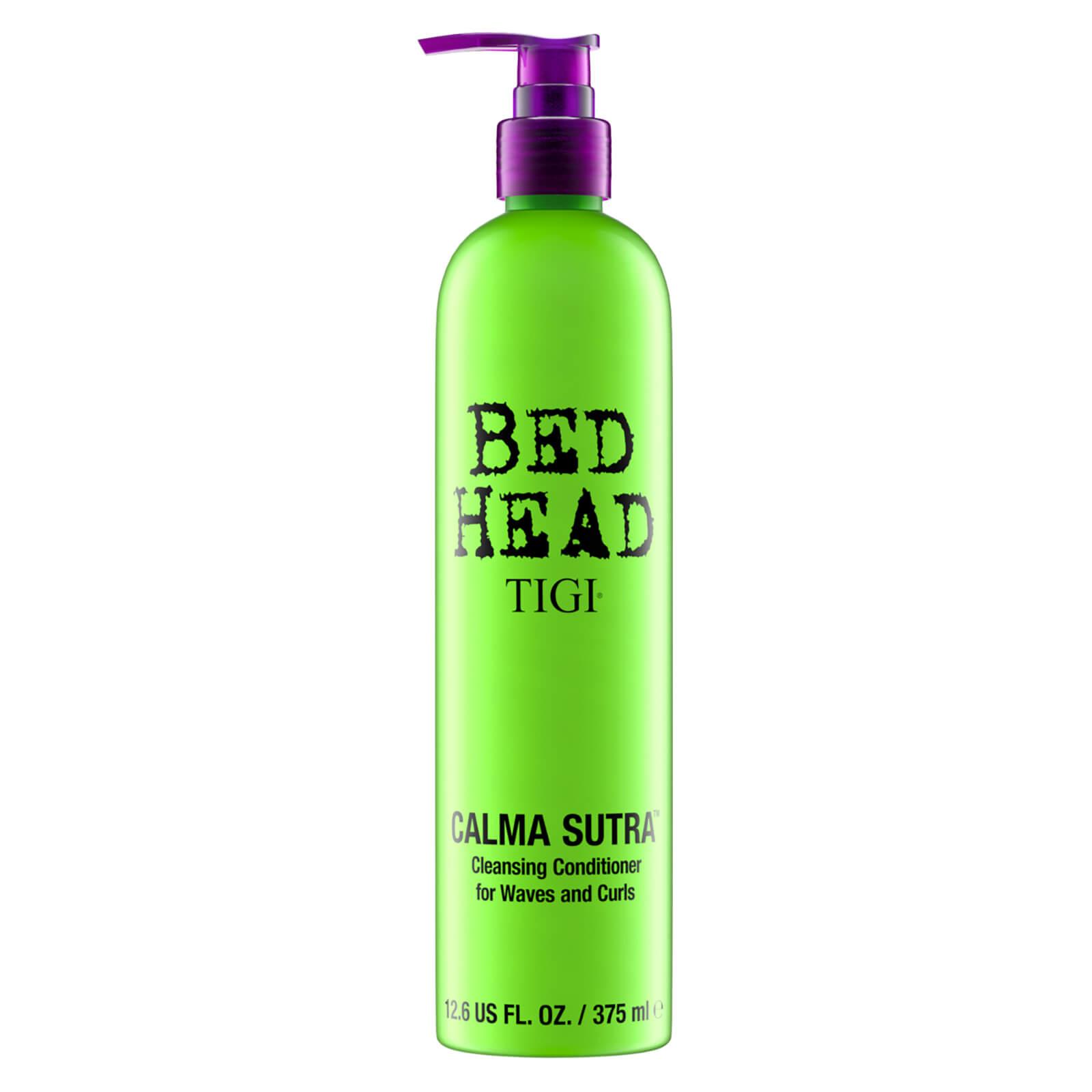 Tigi Bed Head Foxy Curls Calma Sutra Balsamo Detergente Per Capelli Ricci E Mossi 375 Ml