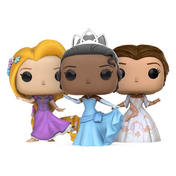 Pop In A Box Disney