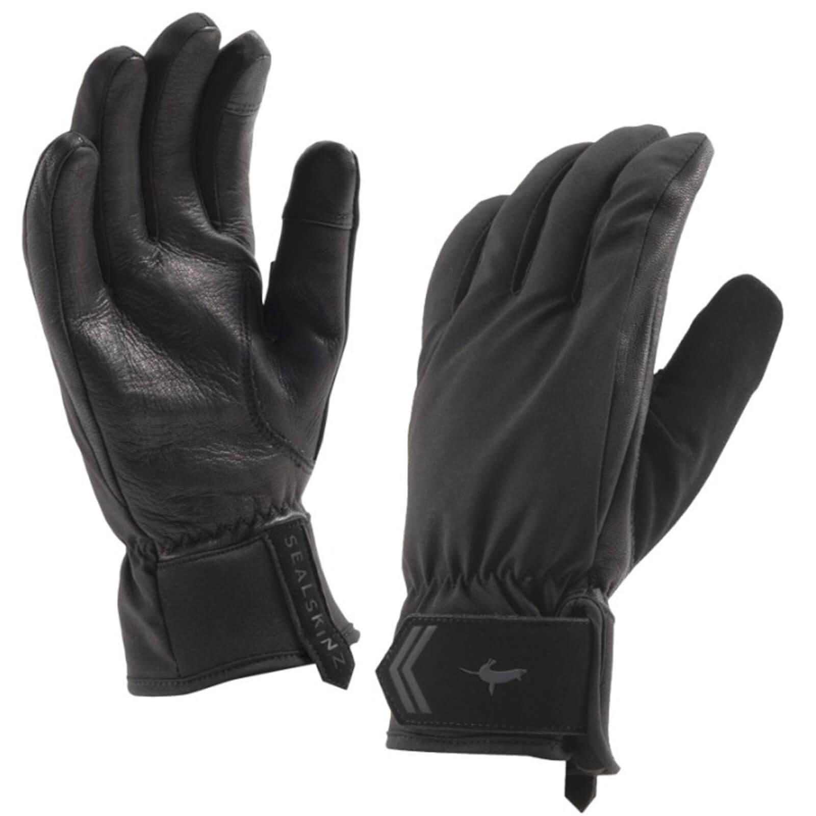 Sealskinz All Season Gloves - Black/Grey | Handsker