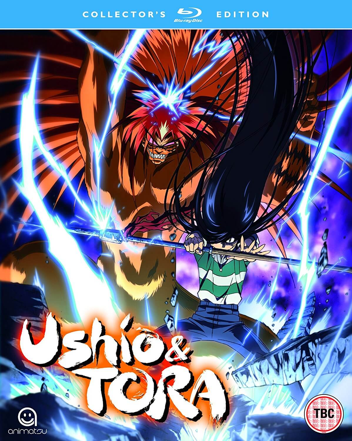 Ushio and Tora - Complete Series Collection (Collector