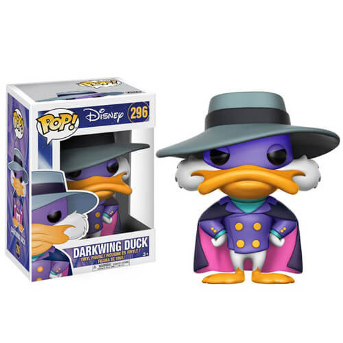 Disney Darkwing Duck Pop! Vinyl Figure