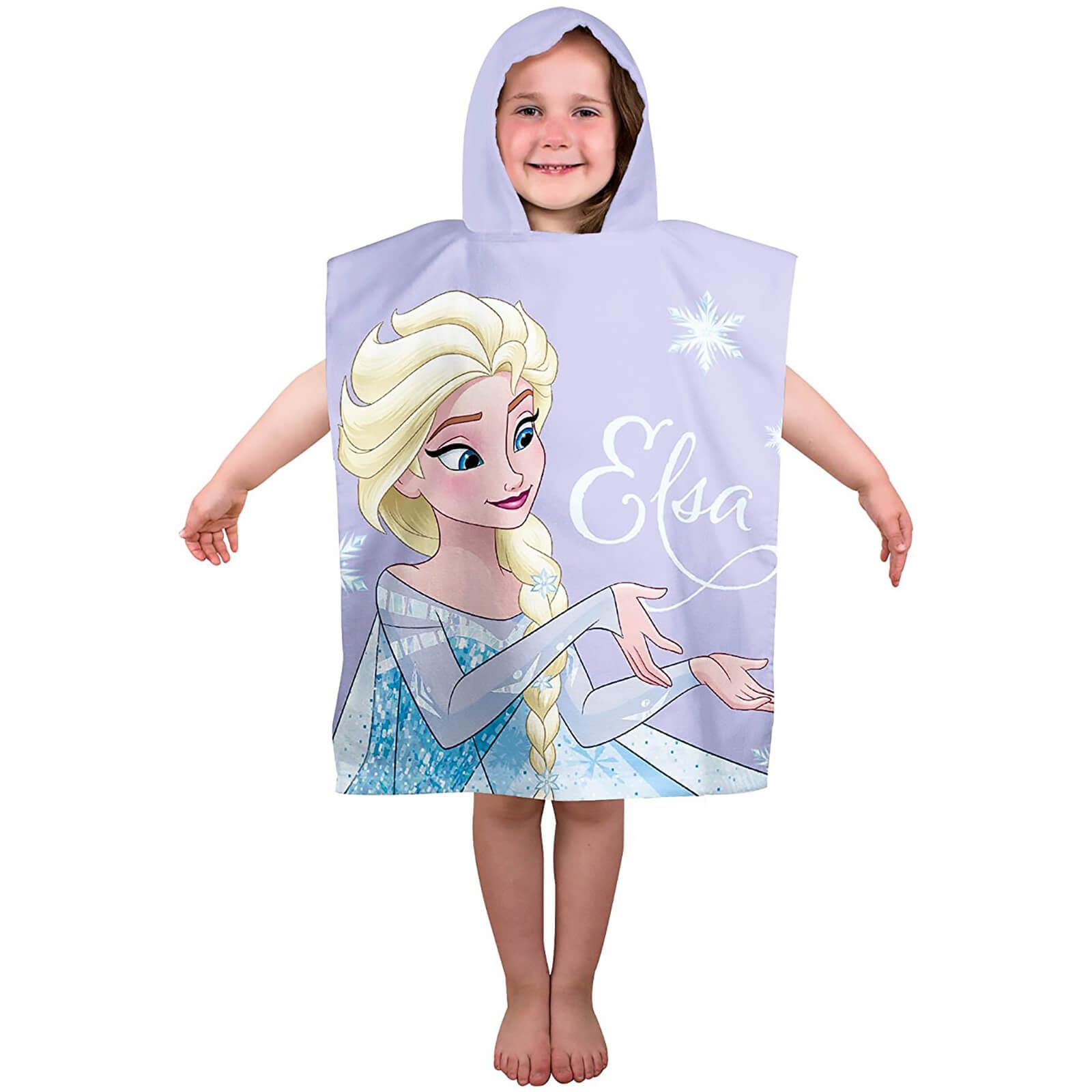 Princesse Disney   Serviette Poncho Elsa La Reine des Neiges eb3dfe032d38