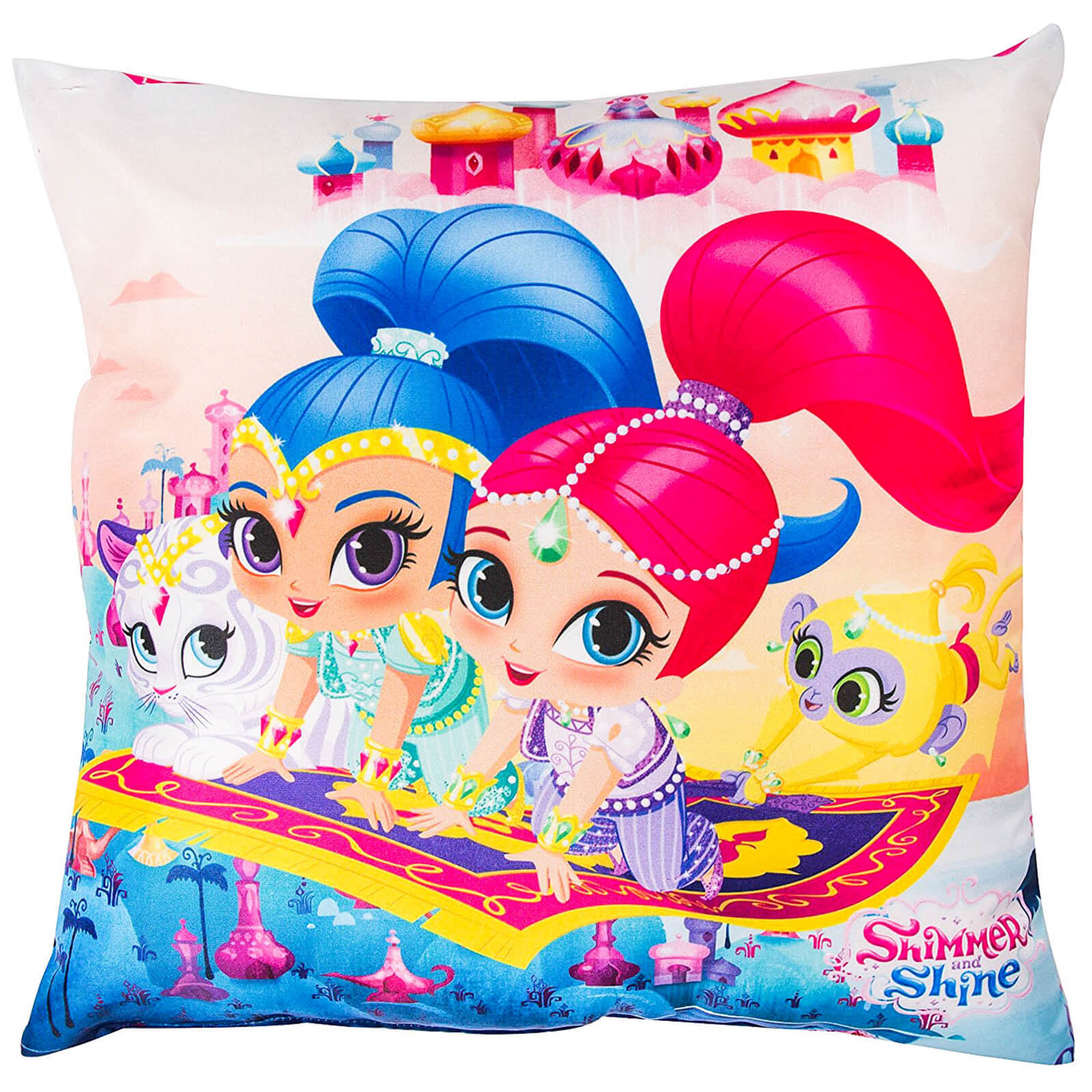 Coussin Nickelodeon Shimmer and Shine