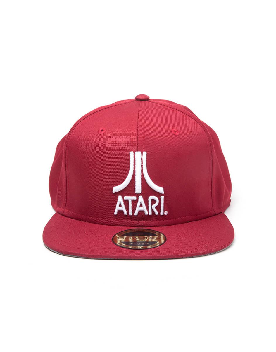 Gorra Atari Logo clásico - Rojo Merchandise  b82b93e69e4