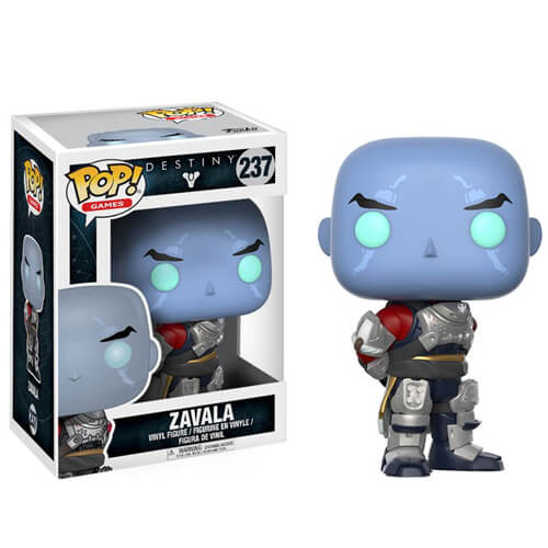Figurine Funko Pop! Destiny Zavala