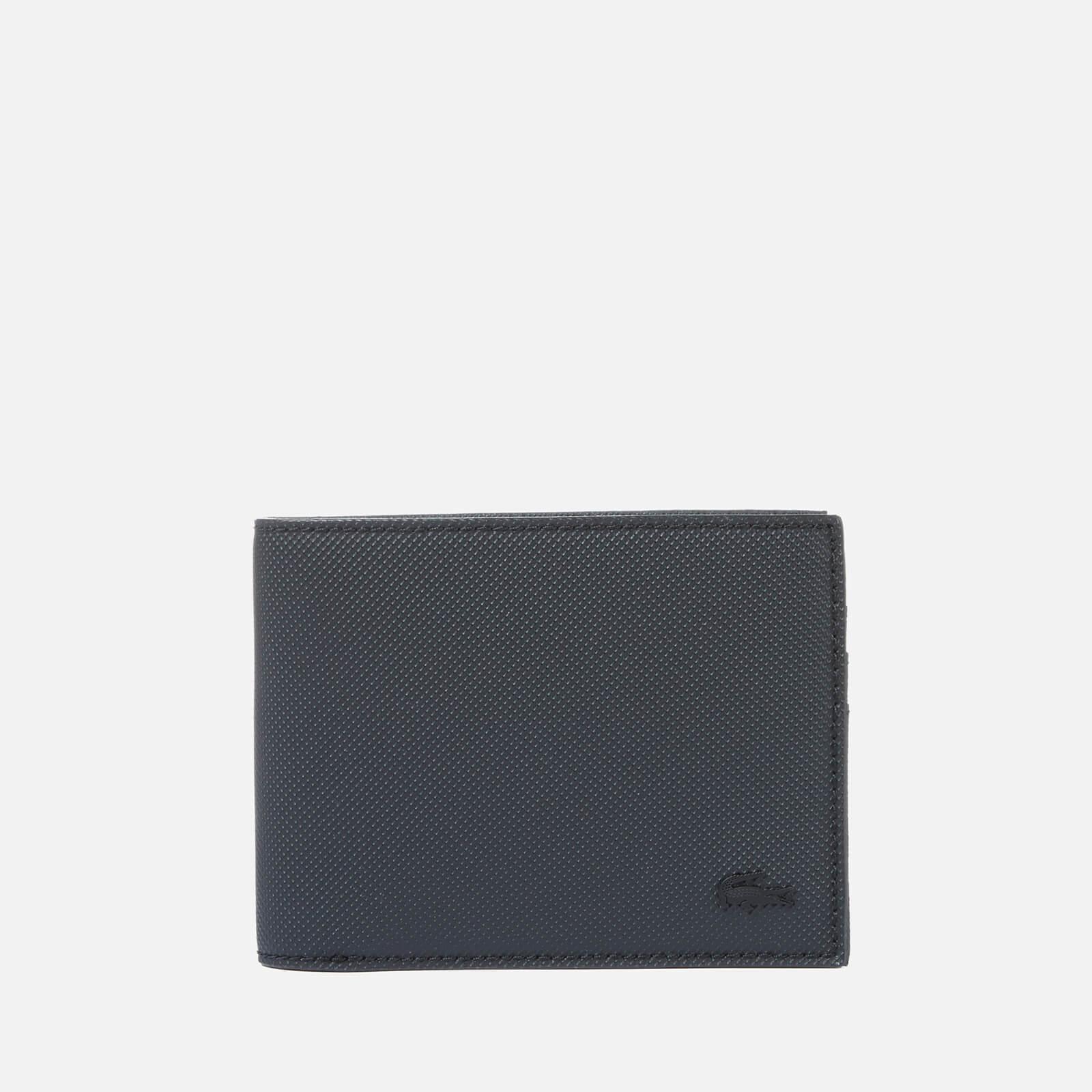 a7d604ca2f55 Lacoste Men s Billfold Wallet - Black - Free UK Delivery over £50