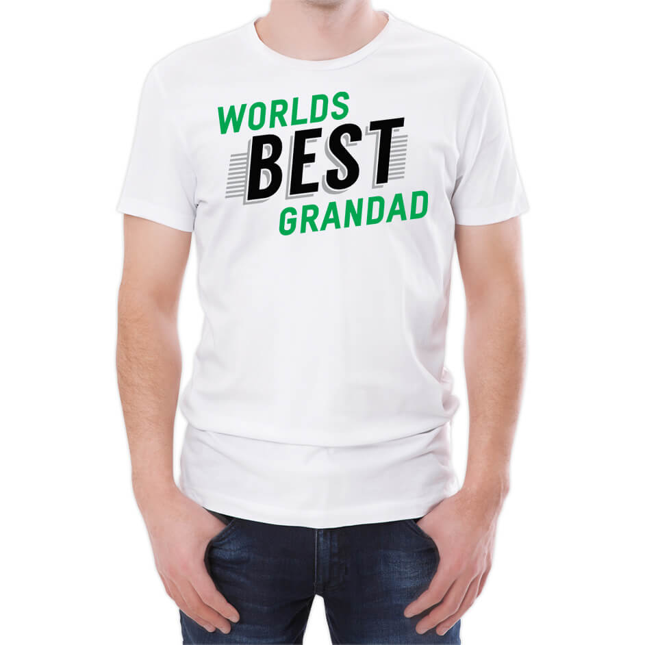 T-Shirt Homme World
