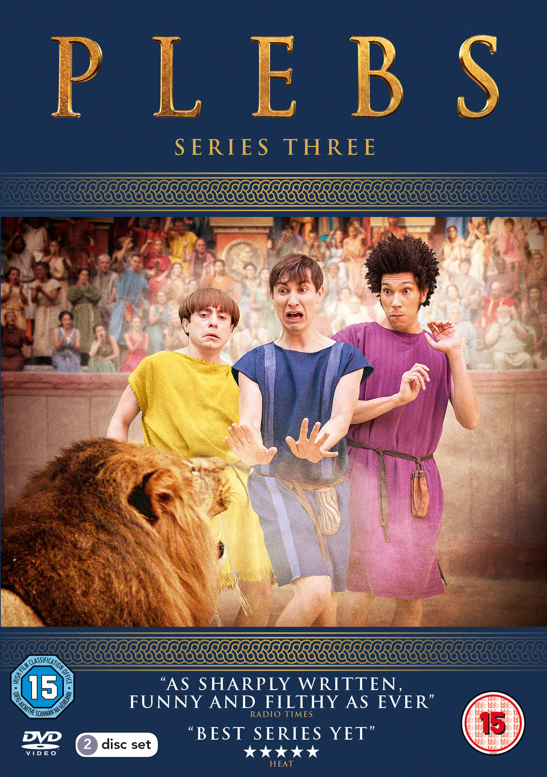 Plebs - Series 3