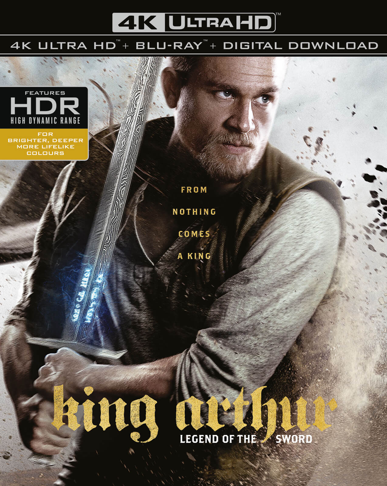 King Arthur: Legend of the Sword - 4K Ultra HD (Digital Download)