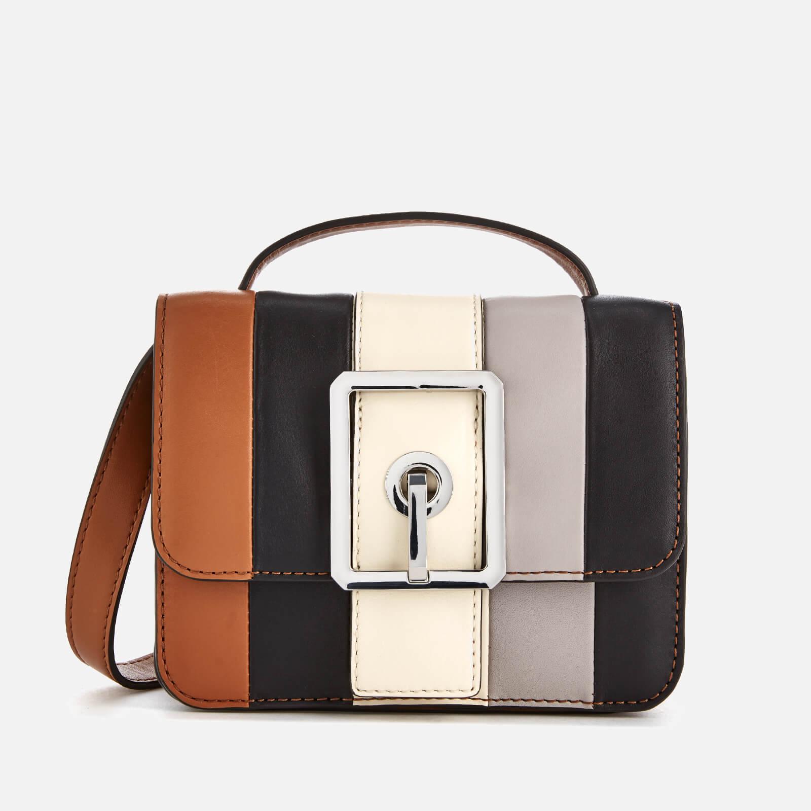 0434b081 Rebecca Minkoff Women's Hook Up Small Cross Body Bag - Almond Multi