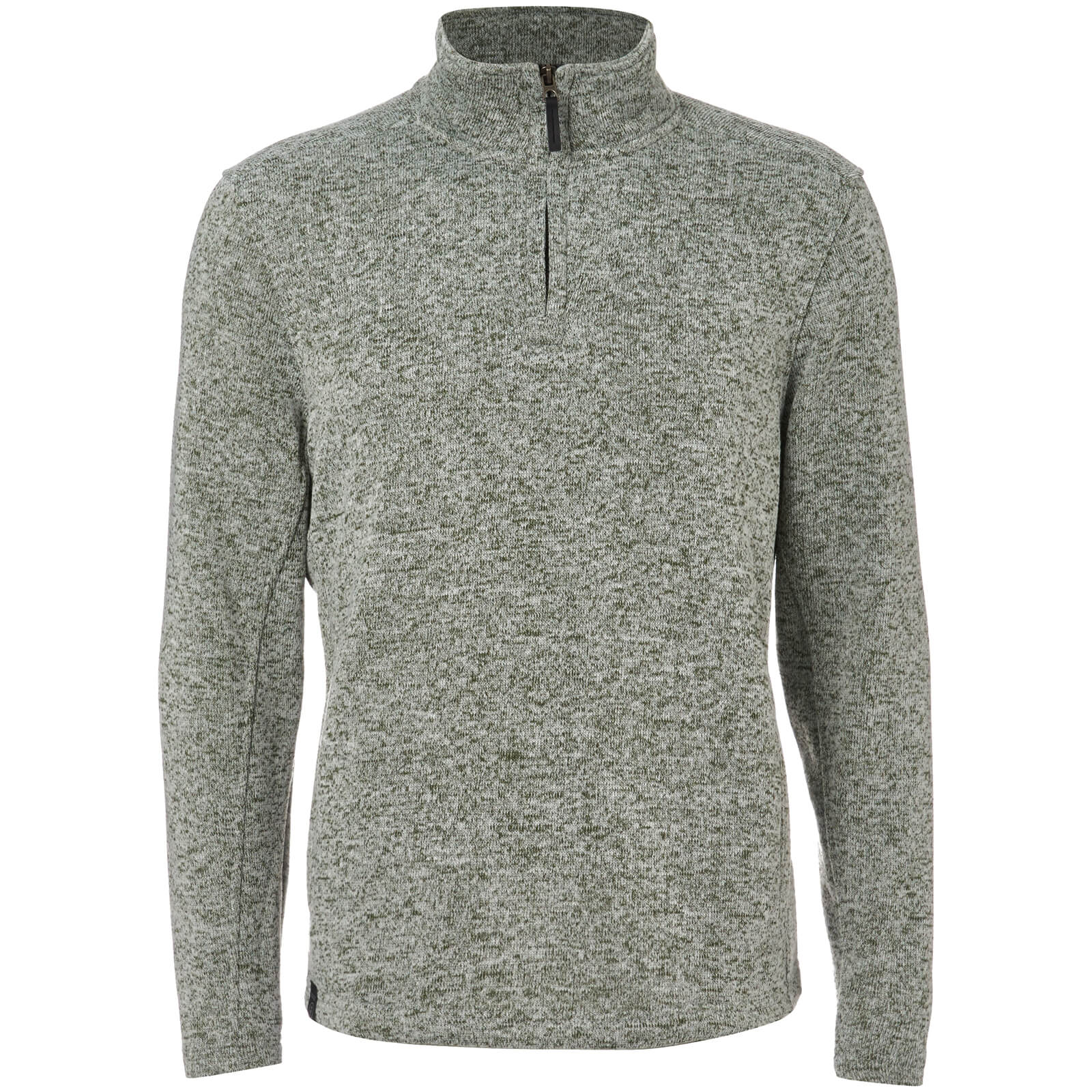 Pull Fermeture Éclair Canterbury Dissident - Gris