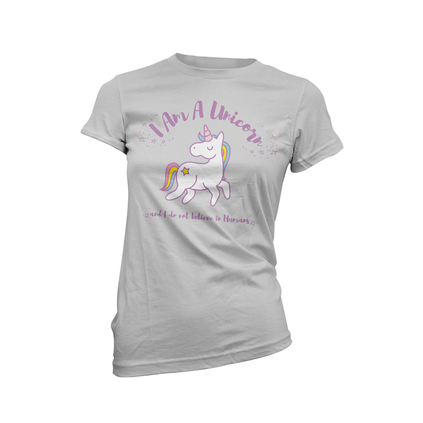 T-Shirt Femme I Am A Unicorn And I Don