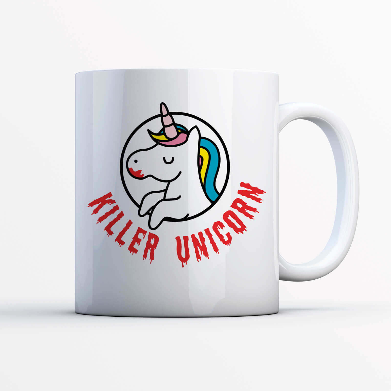 Killer Unicorn Mug