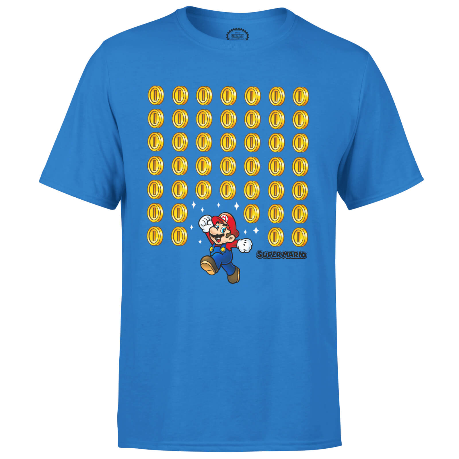 Nintendo Super Mario Coin Drop Men