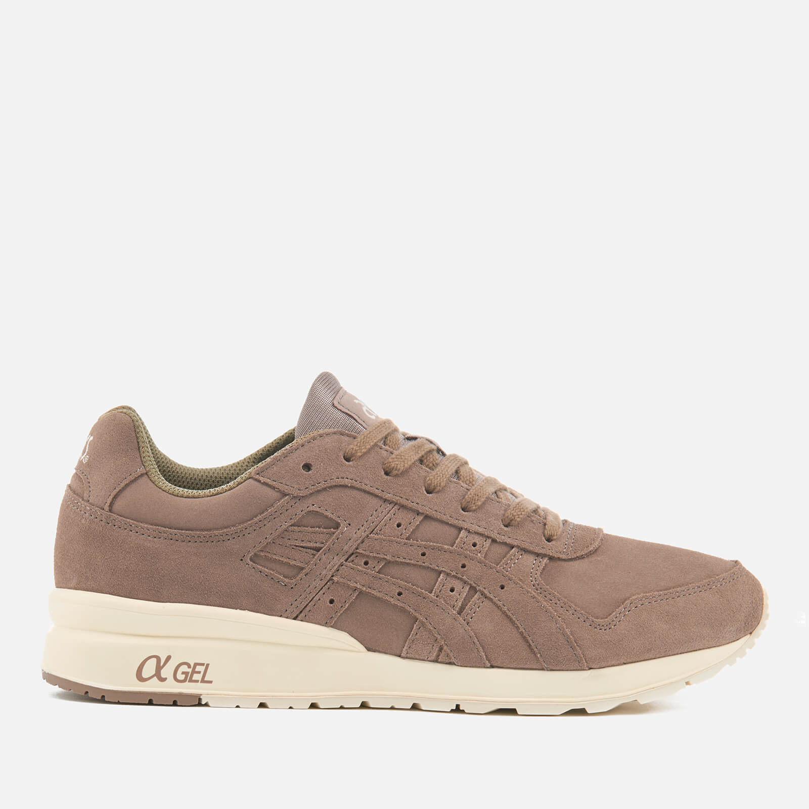 low priced 9c1b3 0737b Asics Lifestyle Men's Gt-II Trainers - Taupe Grey