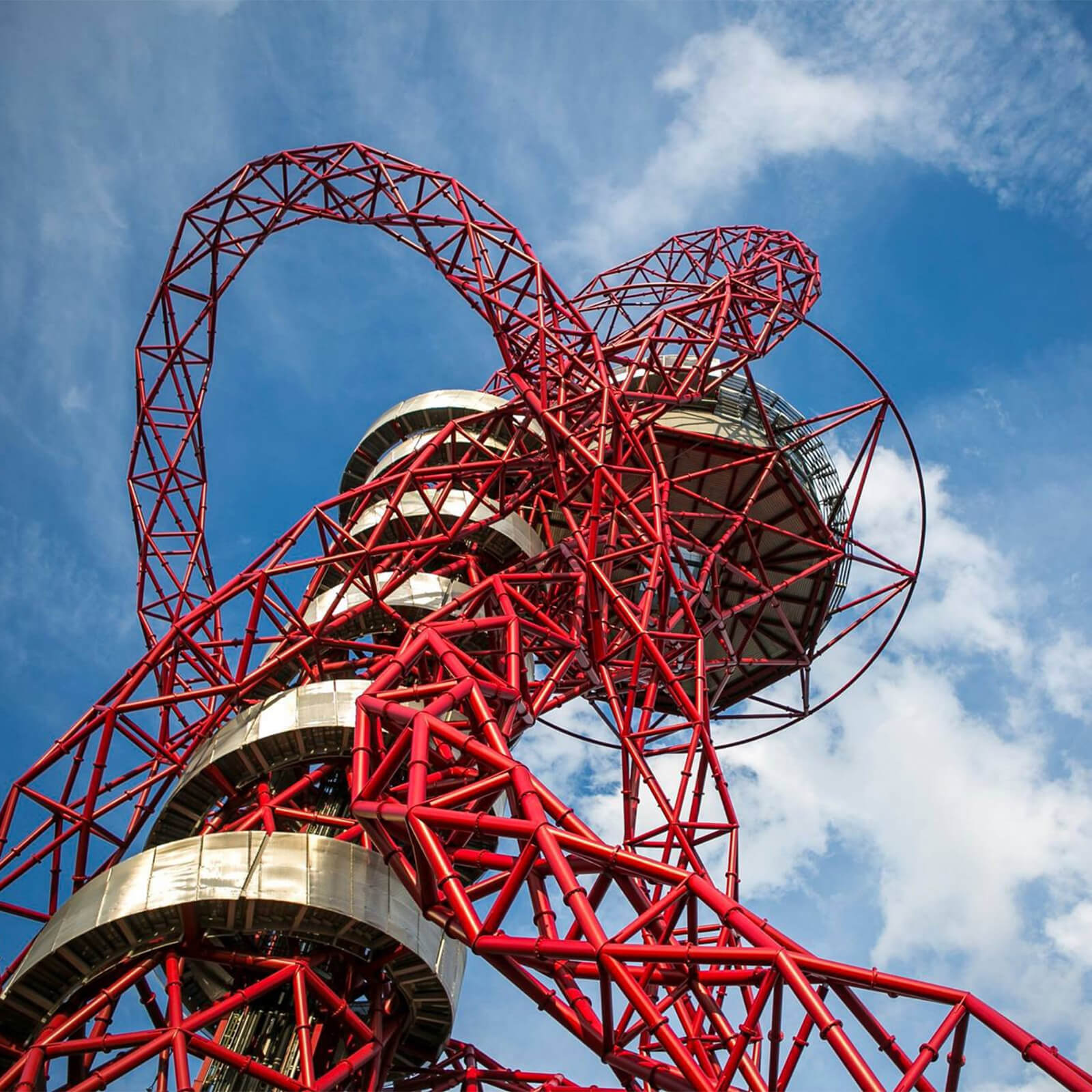 Arcelormittal Orbit and Afternoon Tea for Two