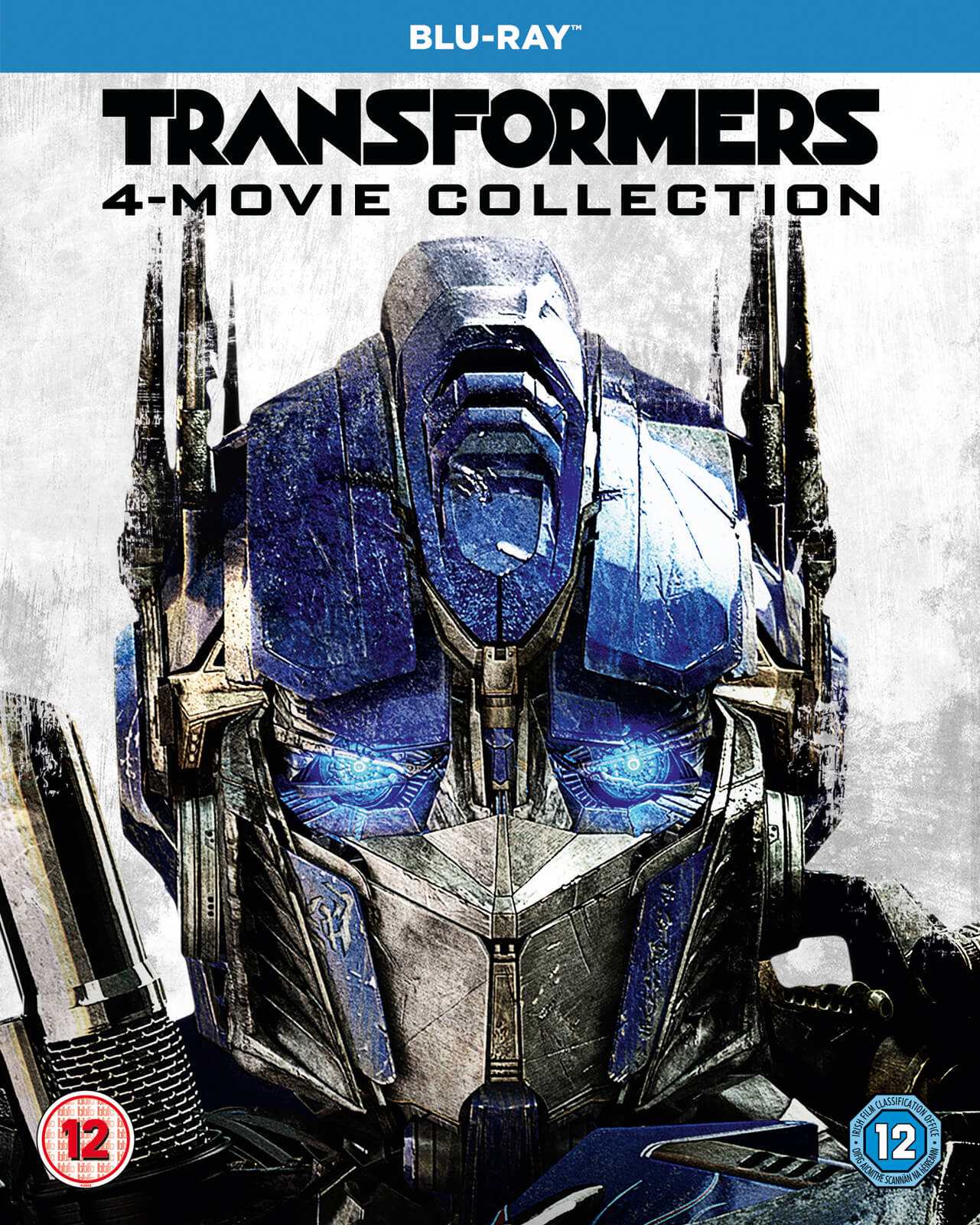 transformers 1-4 boxset blu-ray | zavvi