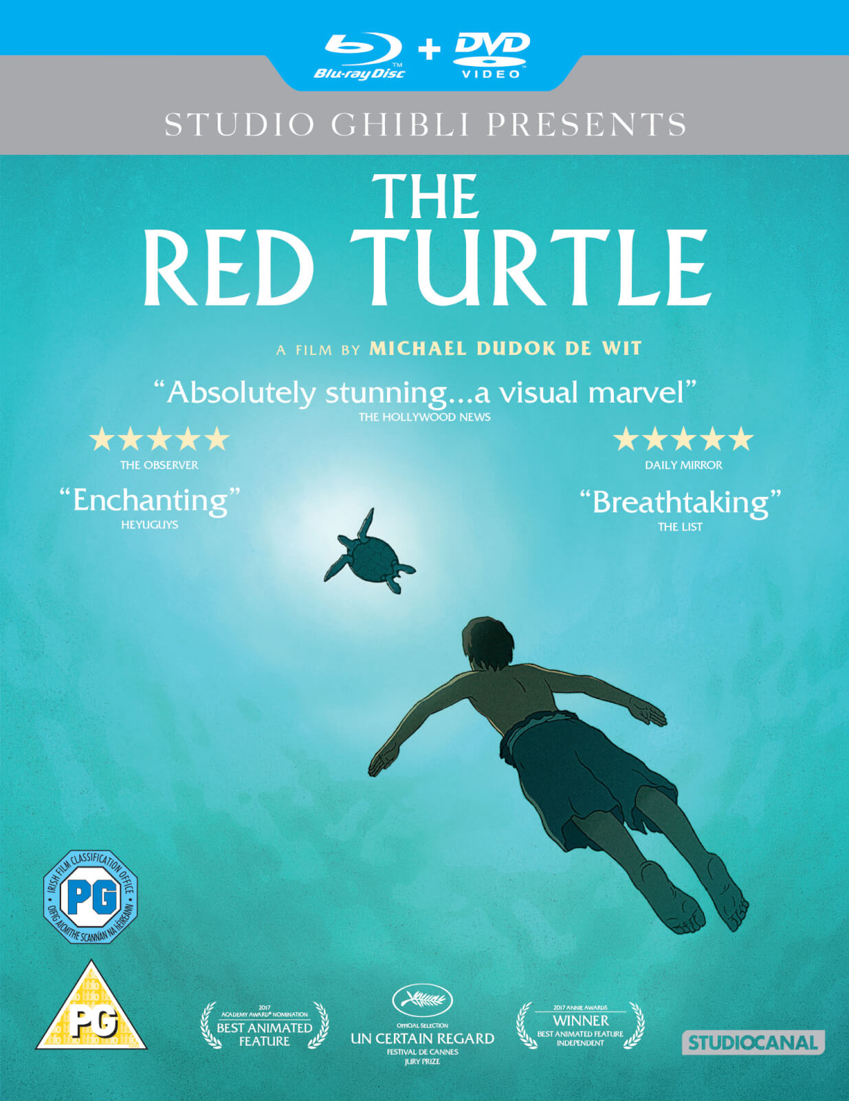 The Red Turtle - Doubleplay