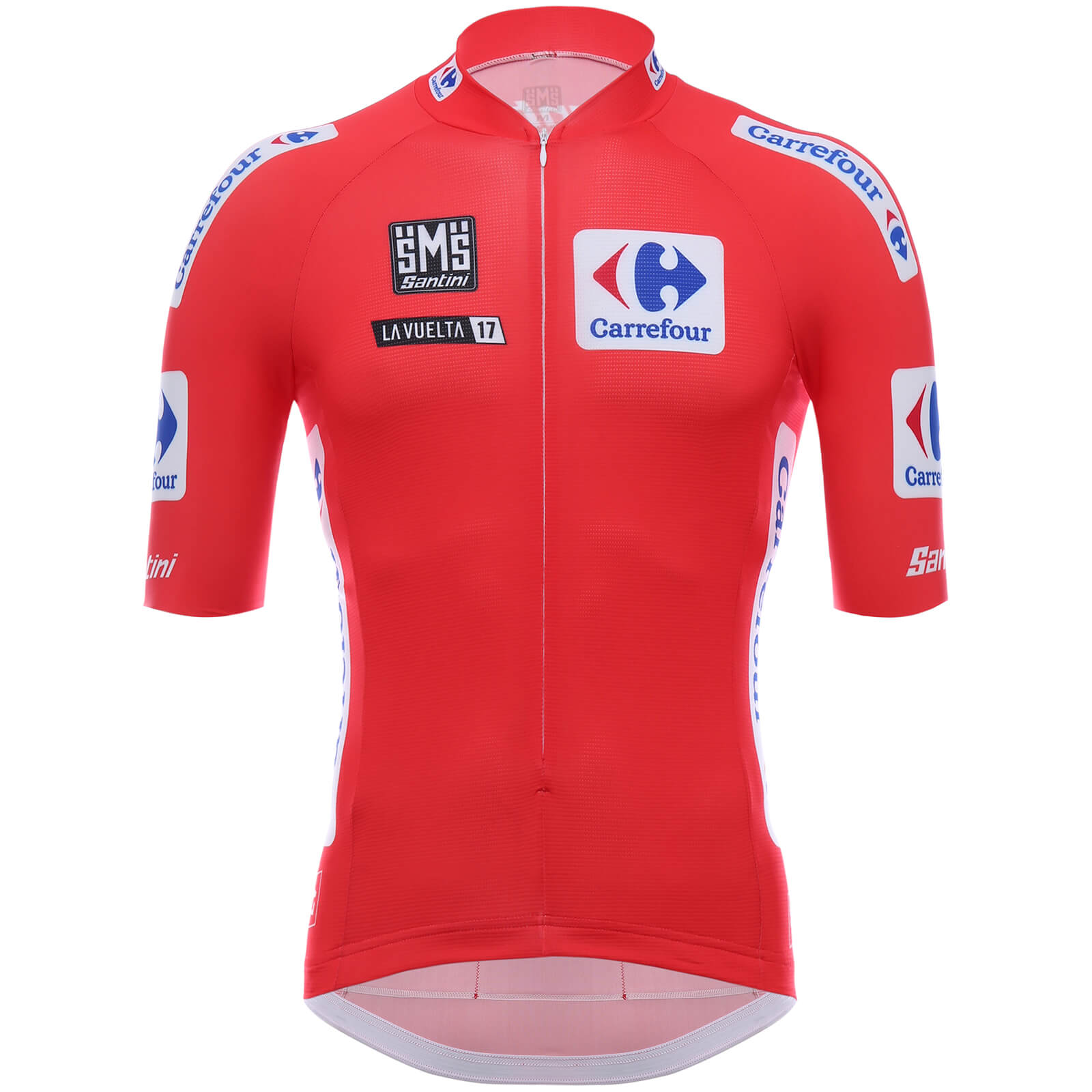 Santini La Vuelta 2017 Leaders Jersey - Red