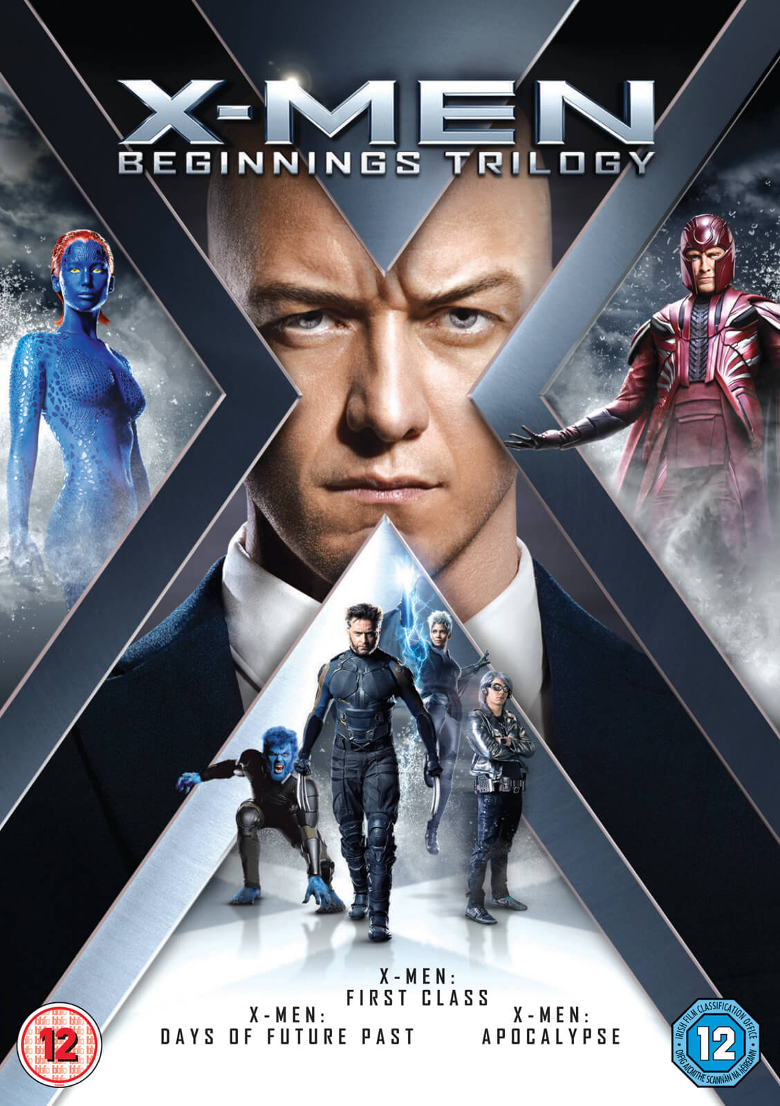 X-Men The Beginnings
