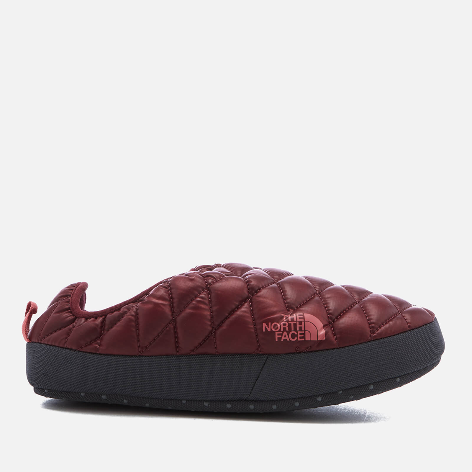 877d1bdae The North Face Women's Thermoball® Tent Mule IV Slippers - Shiny Barolo  Red/Faded Rose