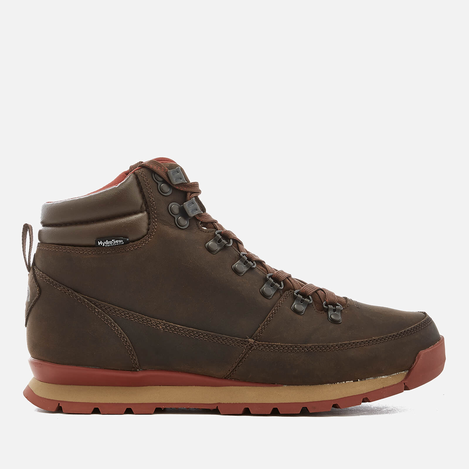 fb77f8e73 The North Face Men's Back-To-Berkeley Redux Leather Boots - Carafe  Brown/Ketchup Red