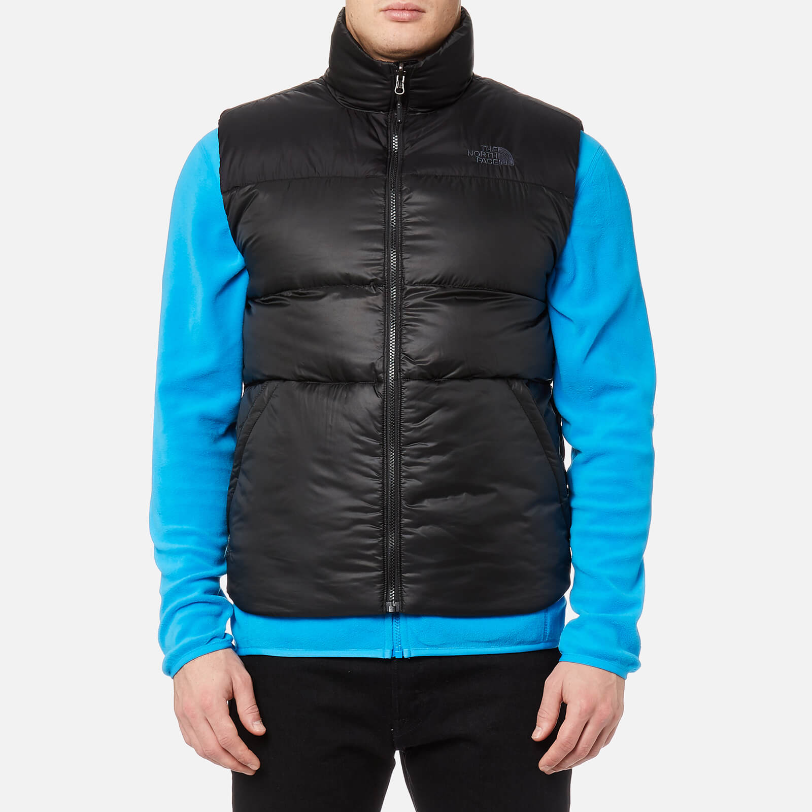 ad741cf8c The North Face Men's Nuptse III Vest - TNF Black