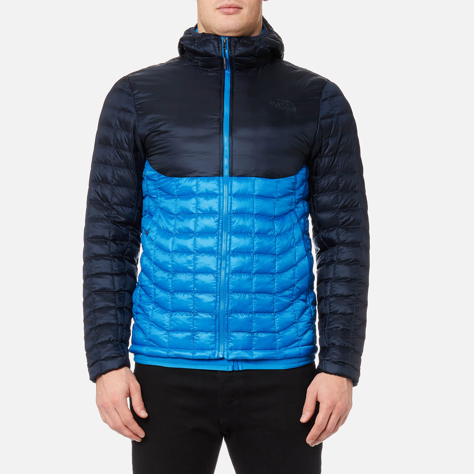 The North Face Men's Thermoball® Hoody Blue AsterUrban Navy