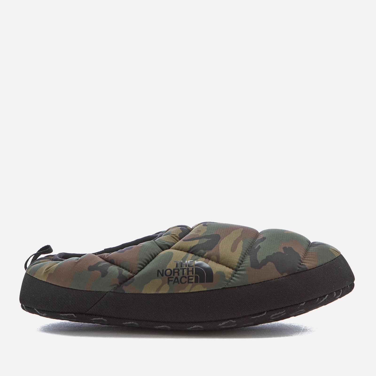 3bb9510e0 The North Face Men's NSE Tent Mule III Slippers - Black Forest Woodland  Camo/TNF Black