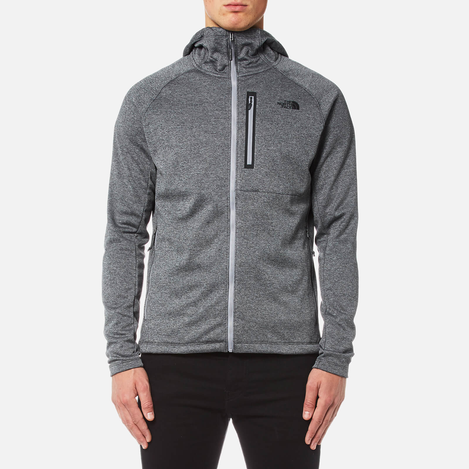 911916dde7 The North Face Men's Canyonlands Hoody - TNF Medium Grey Heather Mens  Clothing | TheHut.com