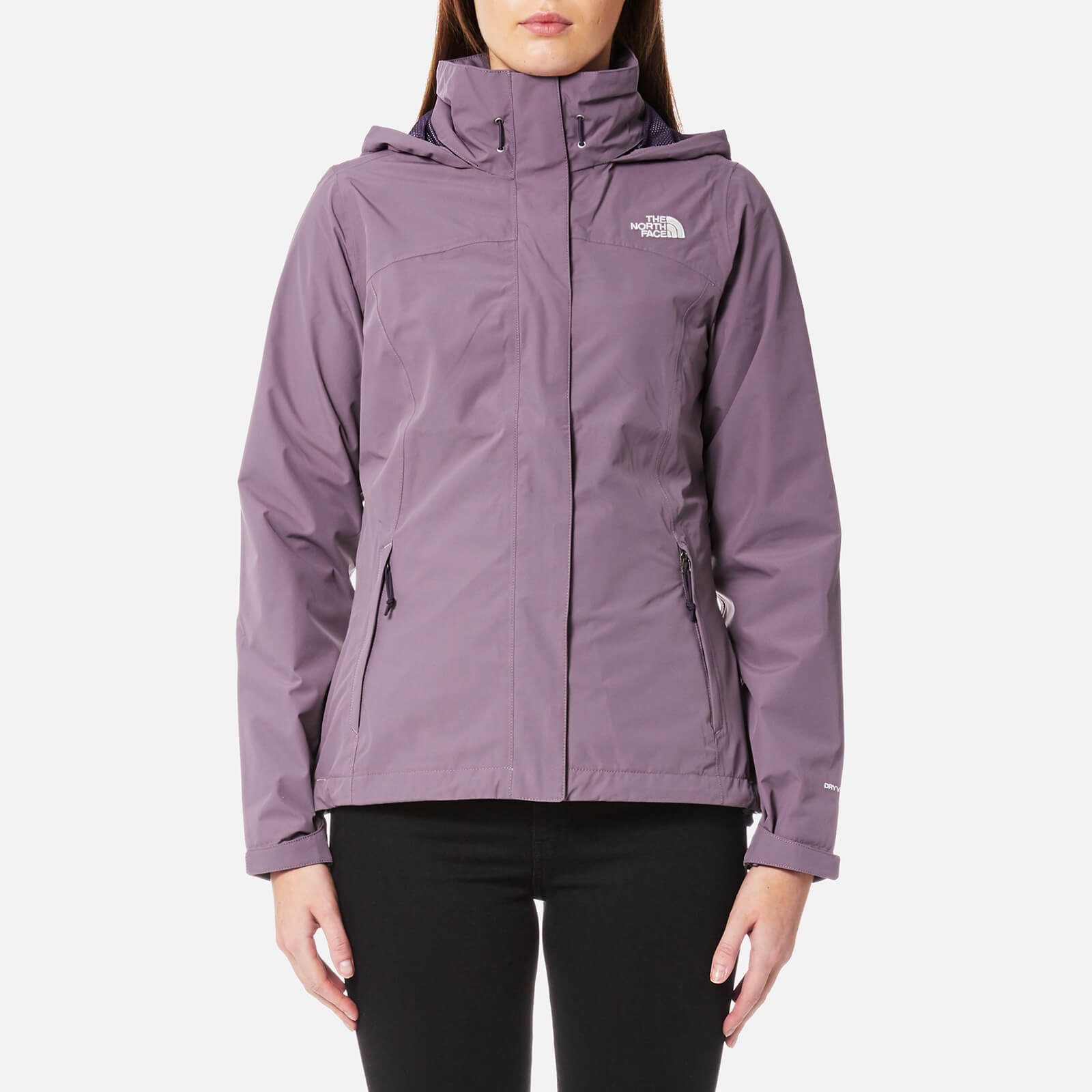 faedc4834b34 The North Face Women s Sangro Jacket - Black Plum Womens Clothing ...
