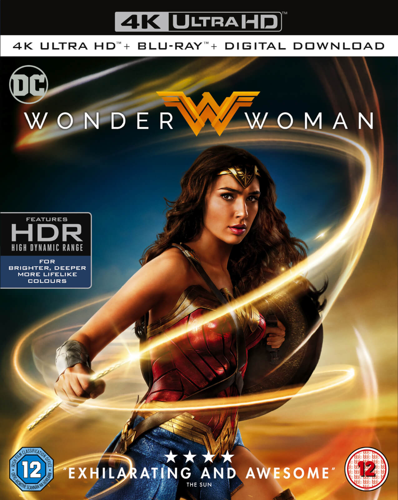 Wonder Woman 4k Ultra Hd Includes Digital Download