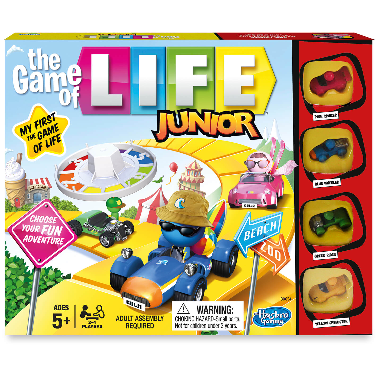 Destin : Édition Junior - Hasbro