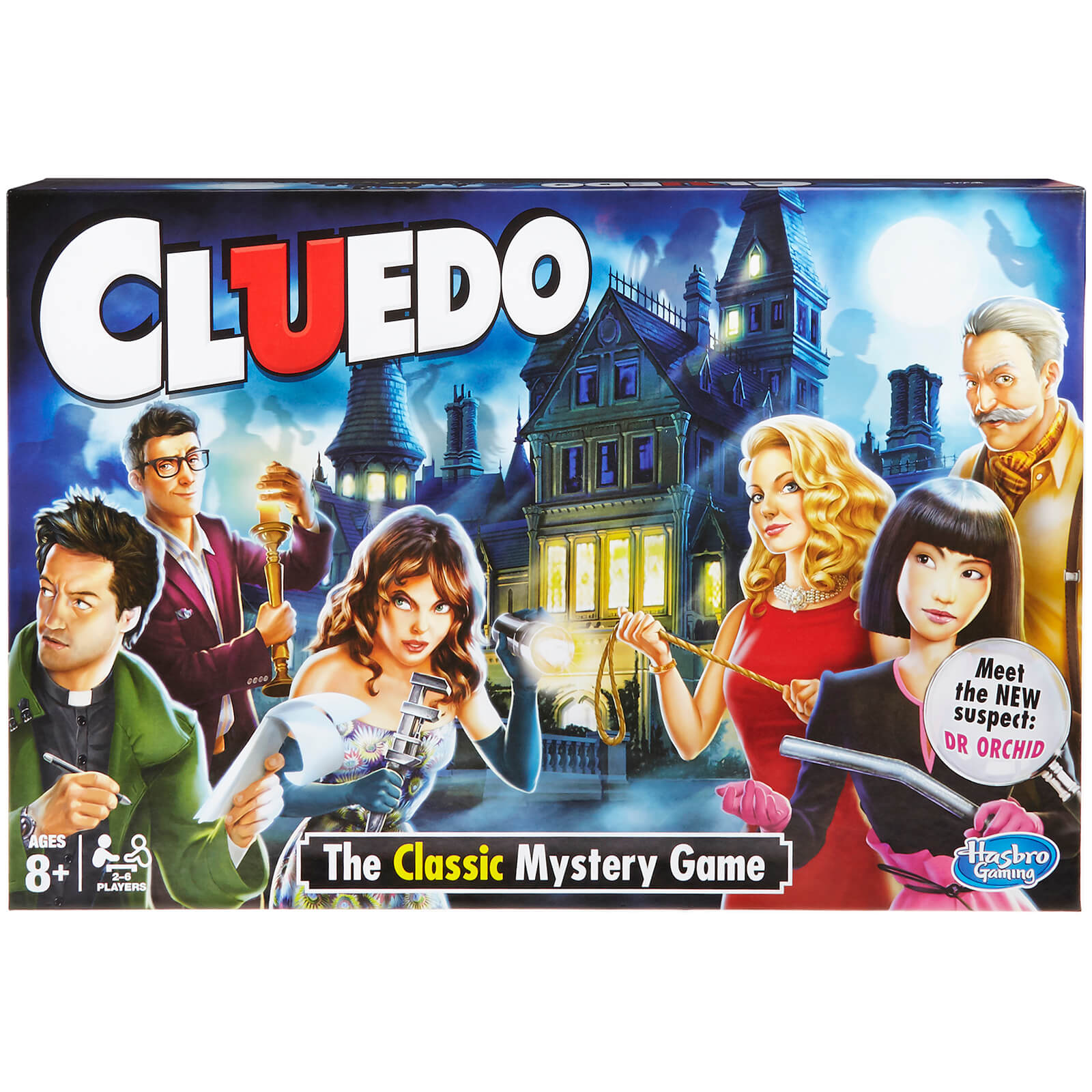 CLUEDO The Classic Mystery Game | Hasbro Games