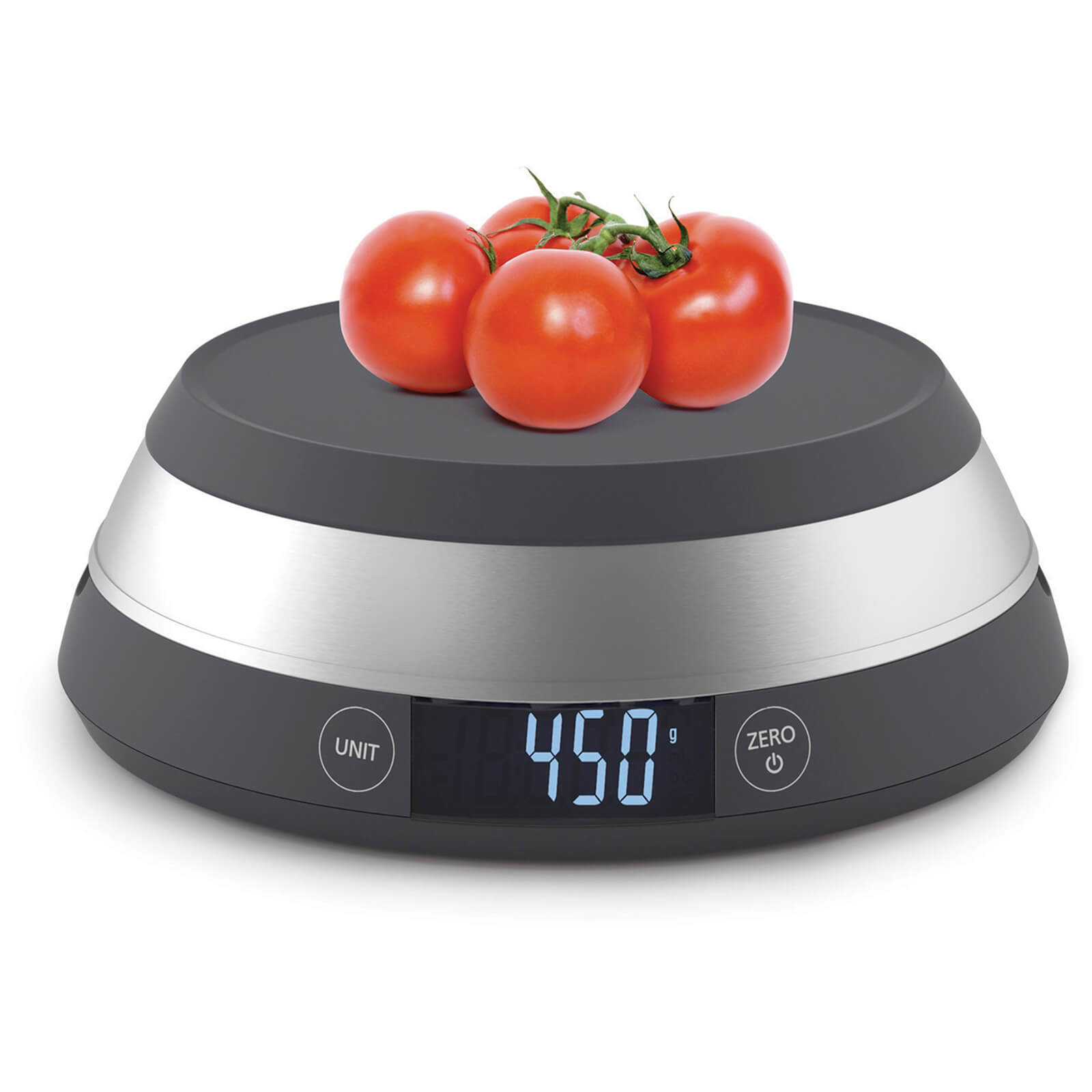 Joseph Joseph Switch Scale - Grey