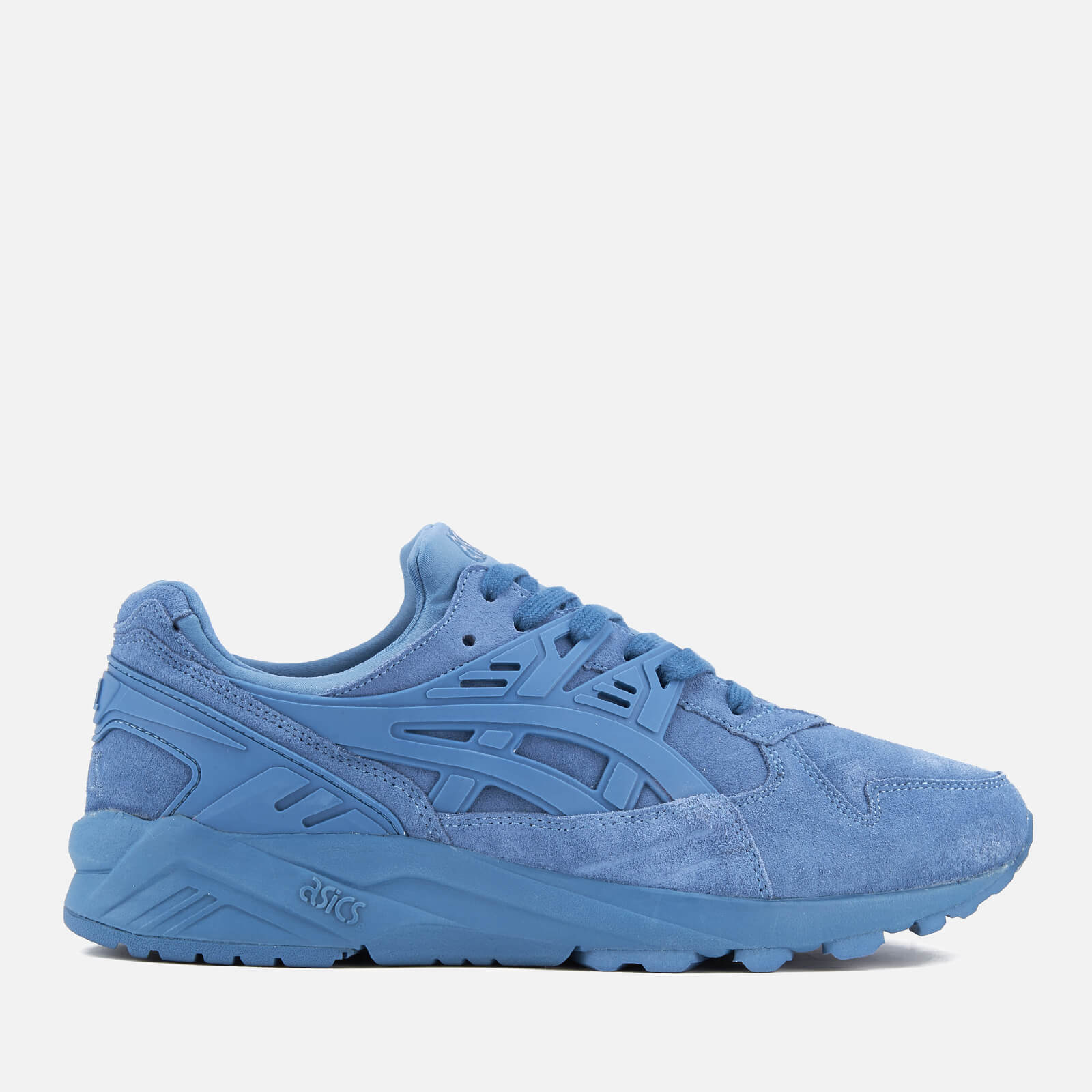 brand new b0b15 20719 Asics Lifestyle Men's Gel-Kayano Evo Suede Trainers - Pigeon Blue/Pigeon  Blue