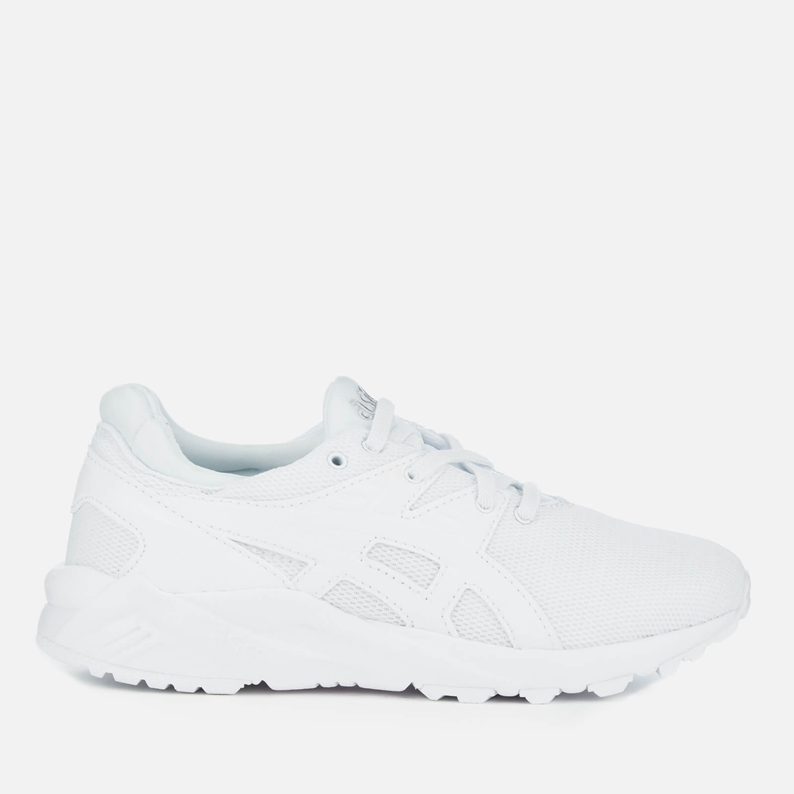 low priced 5761c 56fca Asics Kids' Gel-Kayano Evo Trainers - White/White